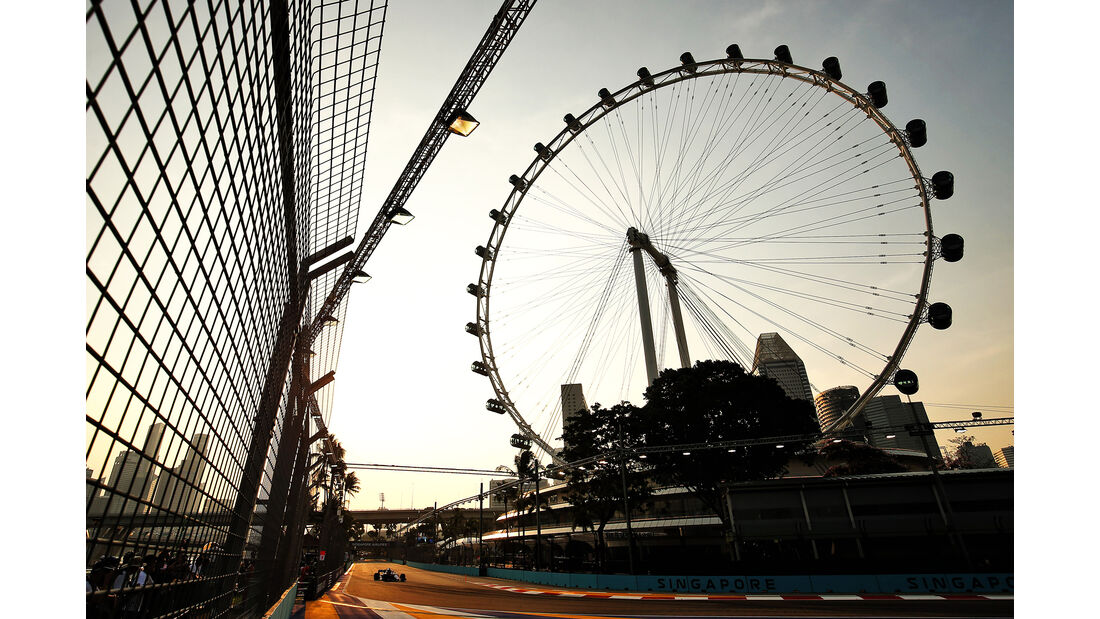 Impressionen - Formel 1 - GP Singapur - 14. September 2018