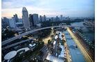 Impressionen - Formel 1 - GP Singapur - 16. September 2016