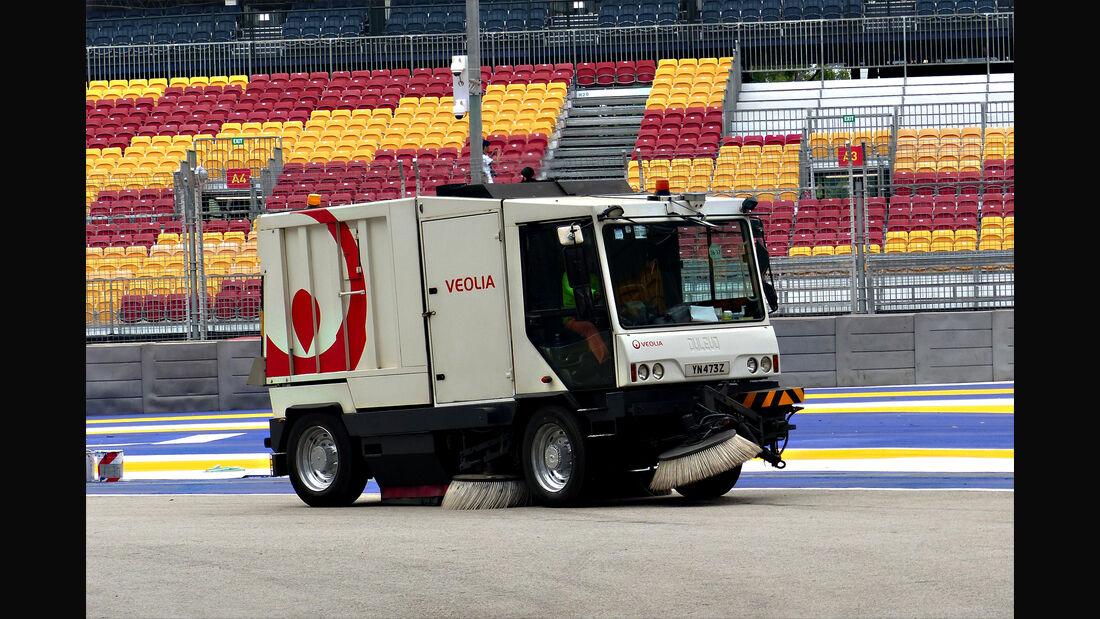 Impressionen - Formel 1 - GP Singapur - 17. September 2015
