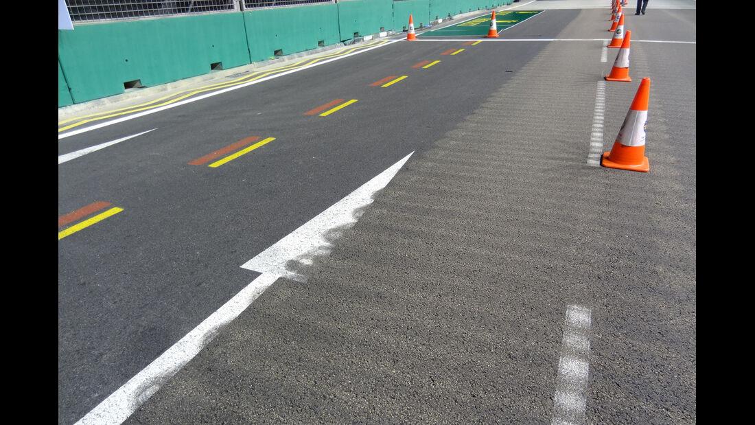 Impressionen - Formel 1 - GP Singapur - 18. September 2014