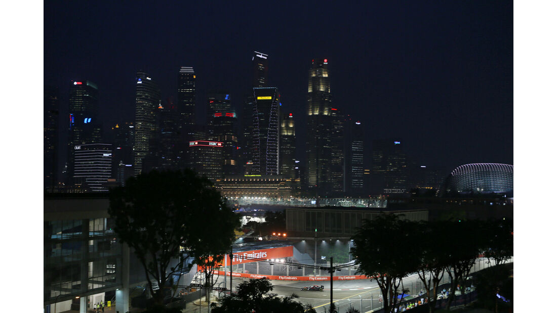 Impressionen - Formel 1 - GP Singapur - 18. September 2015
