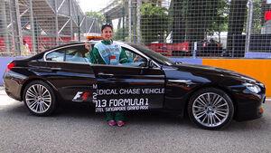 Impressionen - Formel 1 - GP Singapur - 19. September 2013
