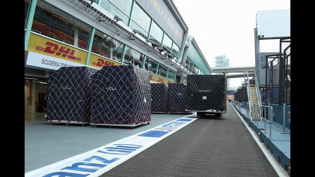 Impressionen - Formel 1 - GP Singapur 2016