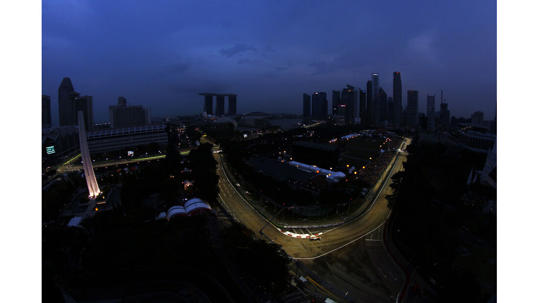 Impressionen - Formel 1 - GP Singapur - 21. September 2012