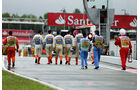 Impressionen - Formel 1 - GP Spanien - 10. Mai 2013