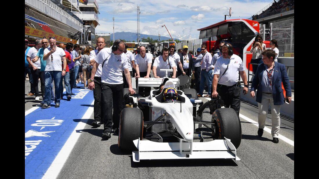 Impressionen - Formel 1 - GP Spanien - 13. Mai 2017