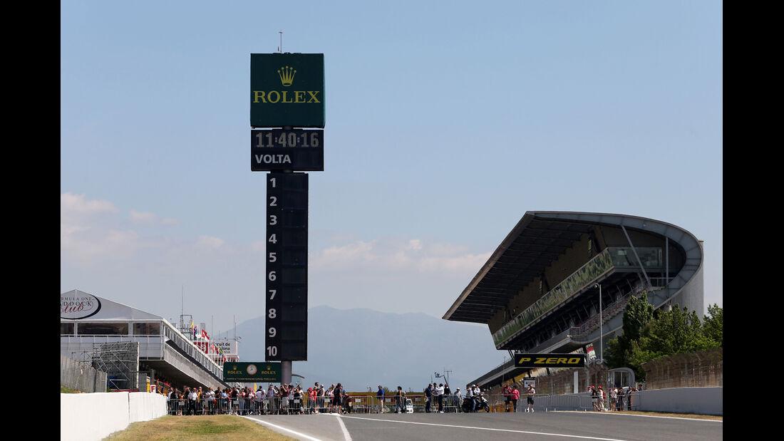 Impressionen - Formel 1 - GP Spanien - Barcelona - 8. Mai 2014