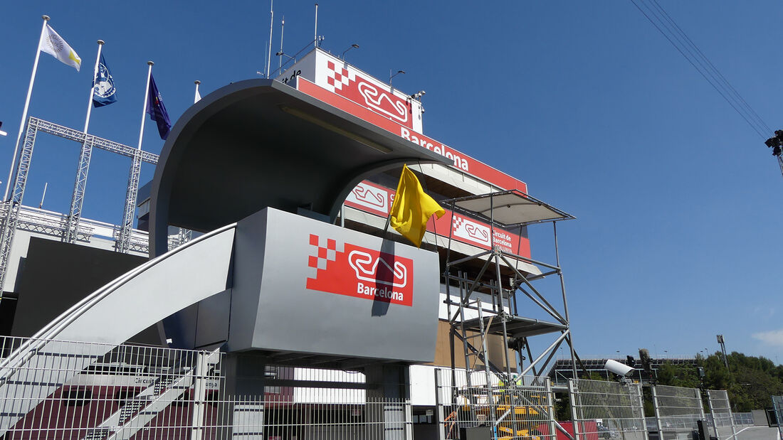 Impressionen - Formel 1 - GP Spanien - Donnerstag - 6.5.2021