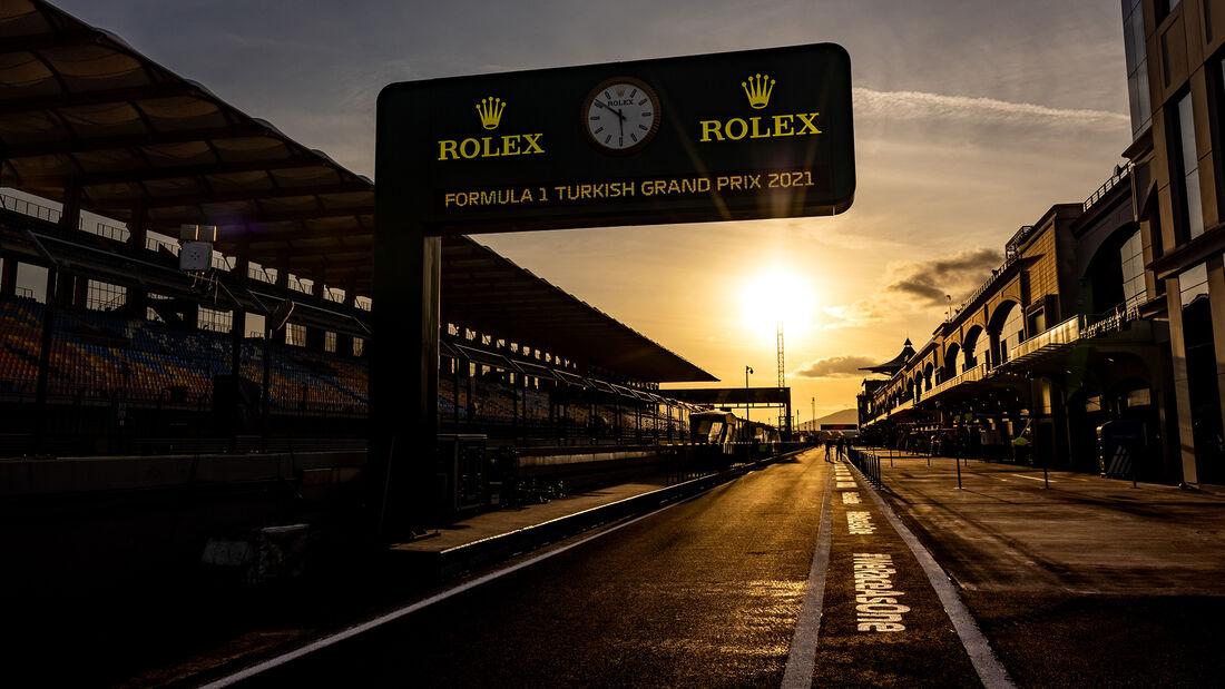 Impressionen - Formel 1 - GP Türkei - Istanbul - 8. Oktober 2021