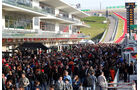 Impressionen - Formel 1 - GP USA - 14. November 2013