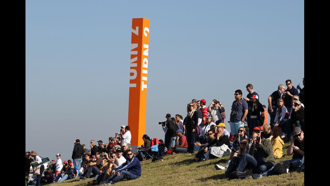 Impressionen - Formel 1 - GP USA - 15. November 2013
