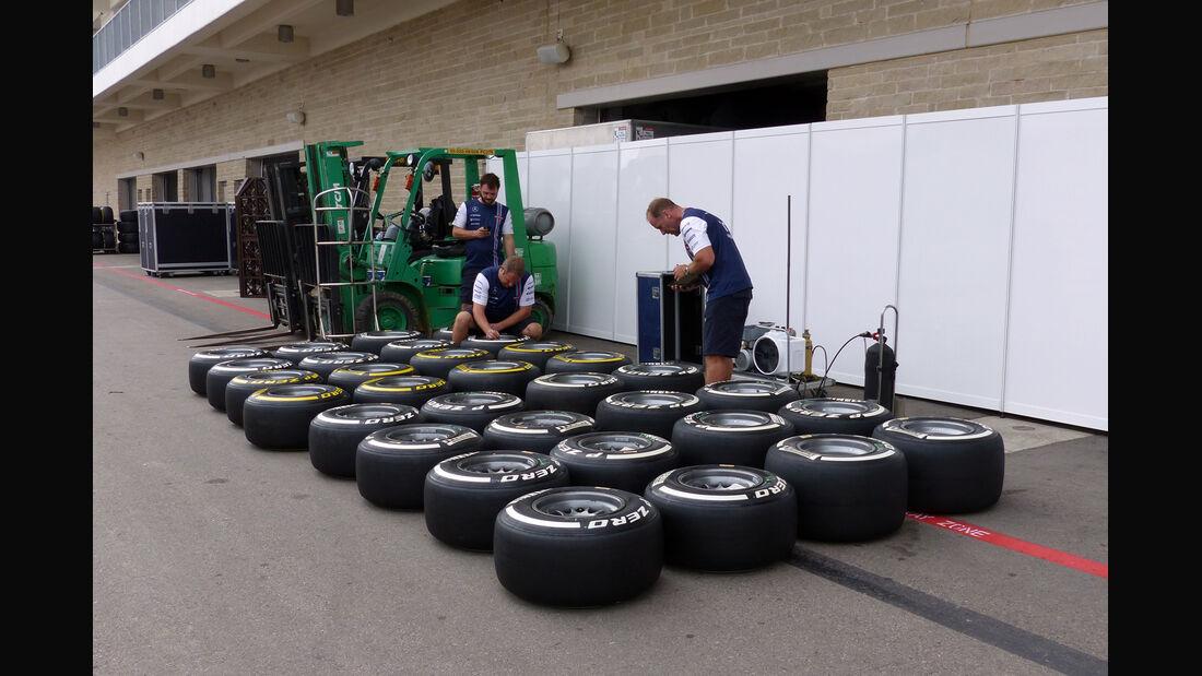 Impressionen - Formel 1 - GP USA - 29. Oktober 2014