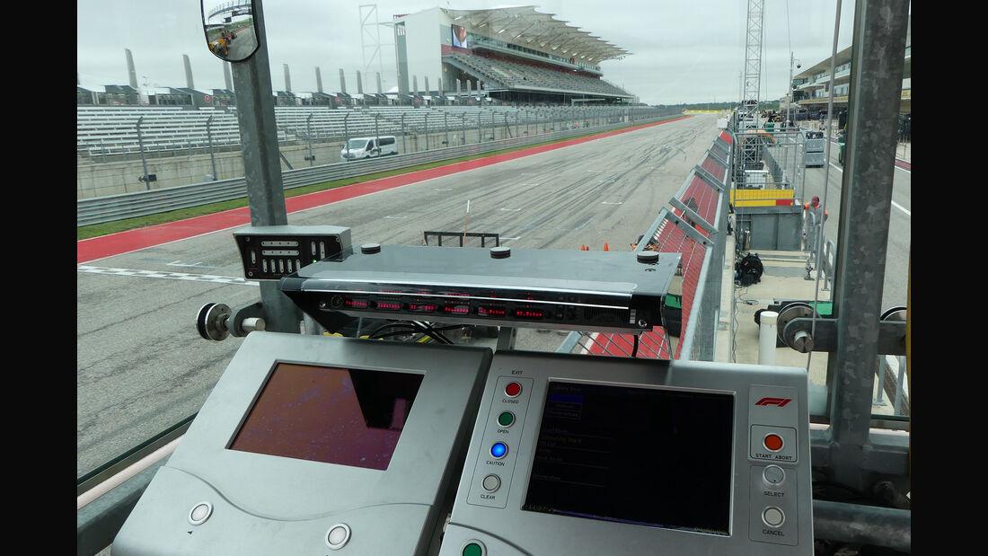 Impressionen - Formel 1 - GP USA - Austin  - 17. Oktober 2018
