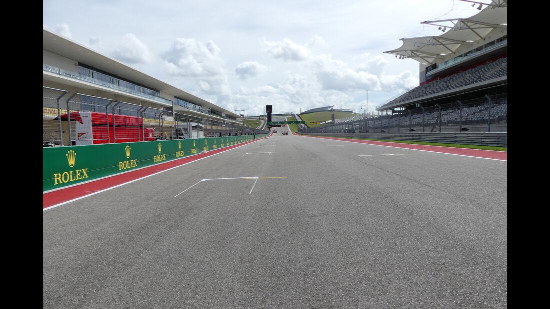 Impressionen - Formel 1 - GP USA - Austin - 19. Oktober 2016
