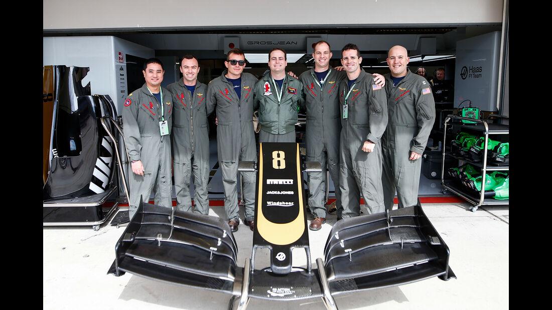 Impressionen  - Formel 1 - GP USA - Austin - 2. November 2019