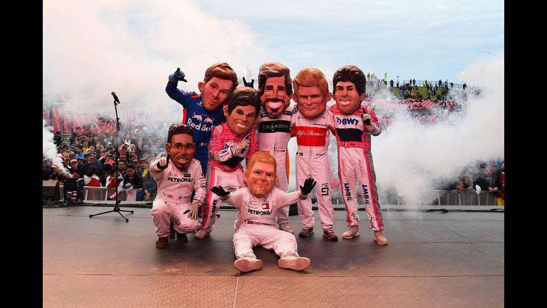 Impressionen - Formel 1 - GP USA - Austin - 20. Oktober 2018