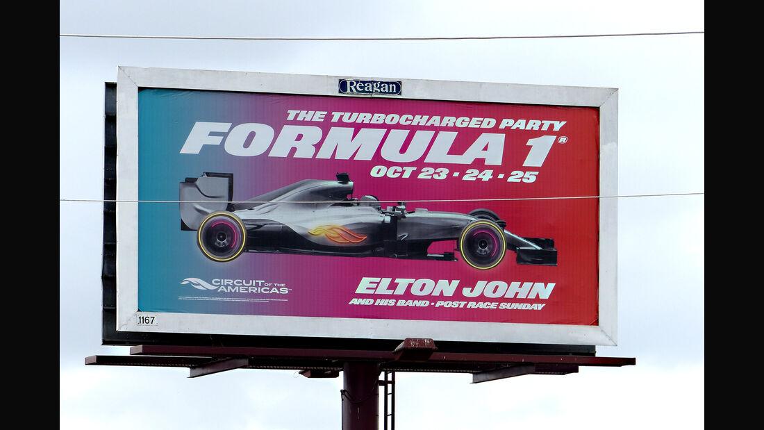 Impressionen - Formel 1 - GP USA - Austin - 21. Oktober 2015
