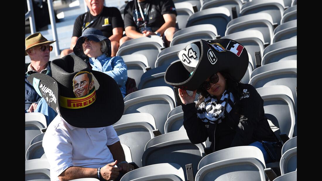 Impressionen - Formel 1 - GP USA - Austin - 21. Oktober 2016
