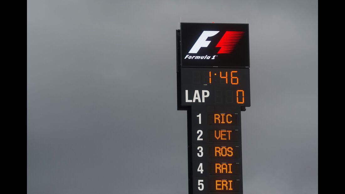 Impressionen - Formel 1 - GP USA - Austin - 23. Oktober 2015