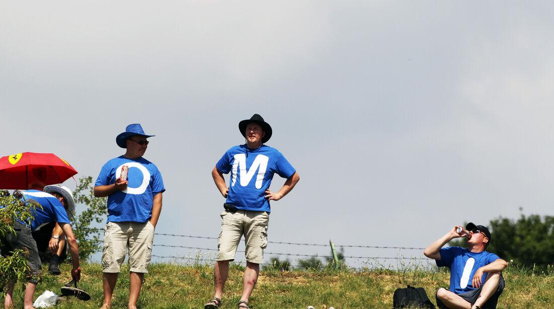 Impressionen - Formel 1 - GP Ungarn - 26. Juli 2013