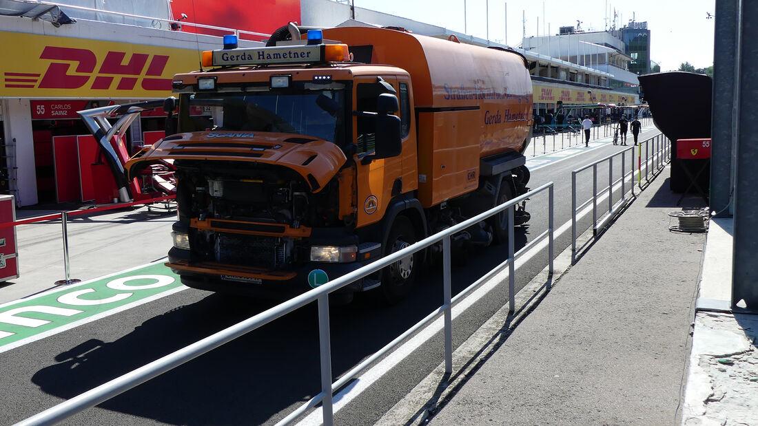 Impressionen - Formel 1 - GP Ungarn - Budapest - Donnerstag - 29. Juli 2021