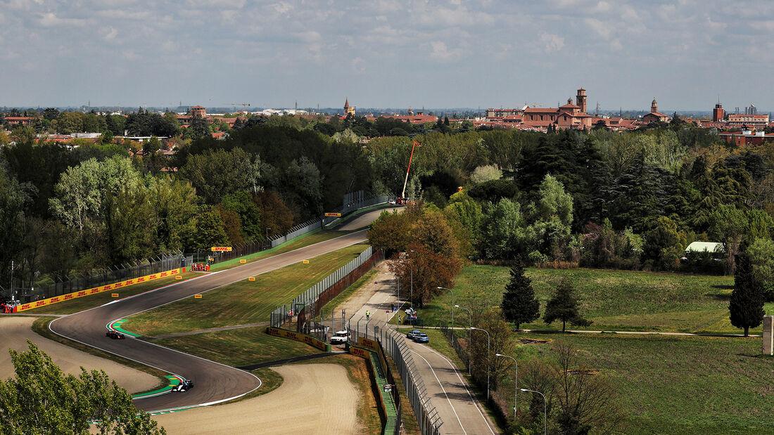 Impressionen - Formel 1 - Imola - GP Emilia-Romagna - 16. April 2021