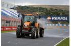 Impressionen - Formel 1 - Jerez-Test 2014