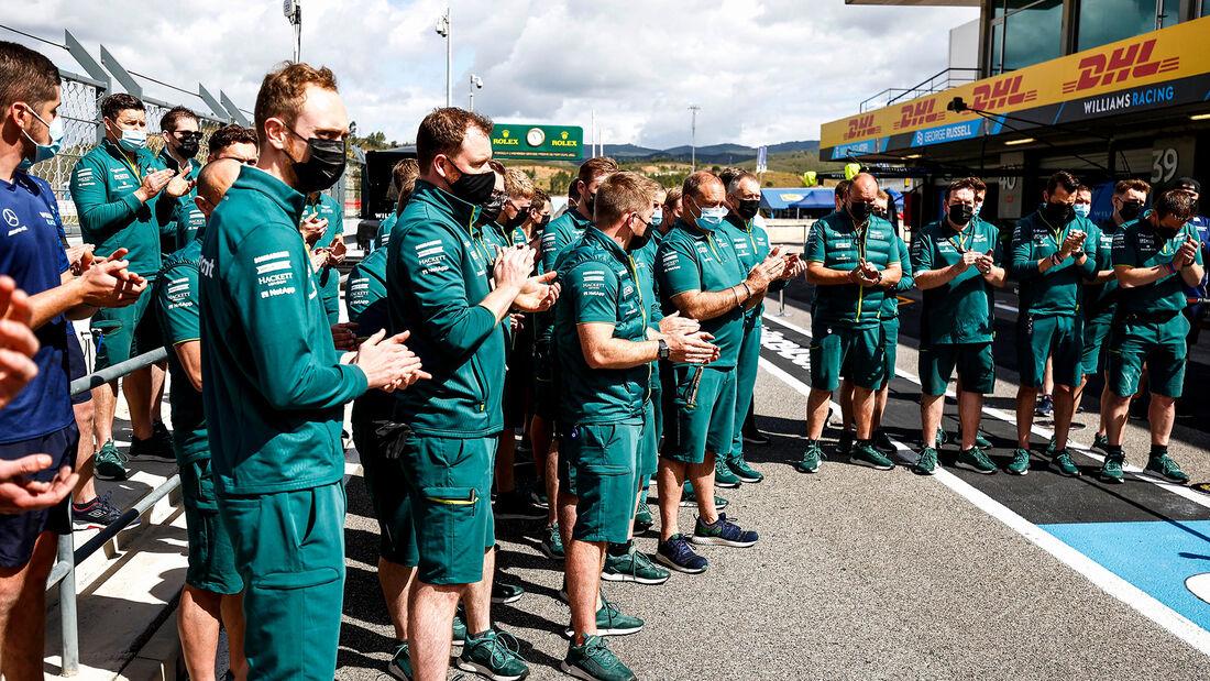 Impressionen - Formel 1 - Portimao - GP Portugal - 29. April 2021