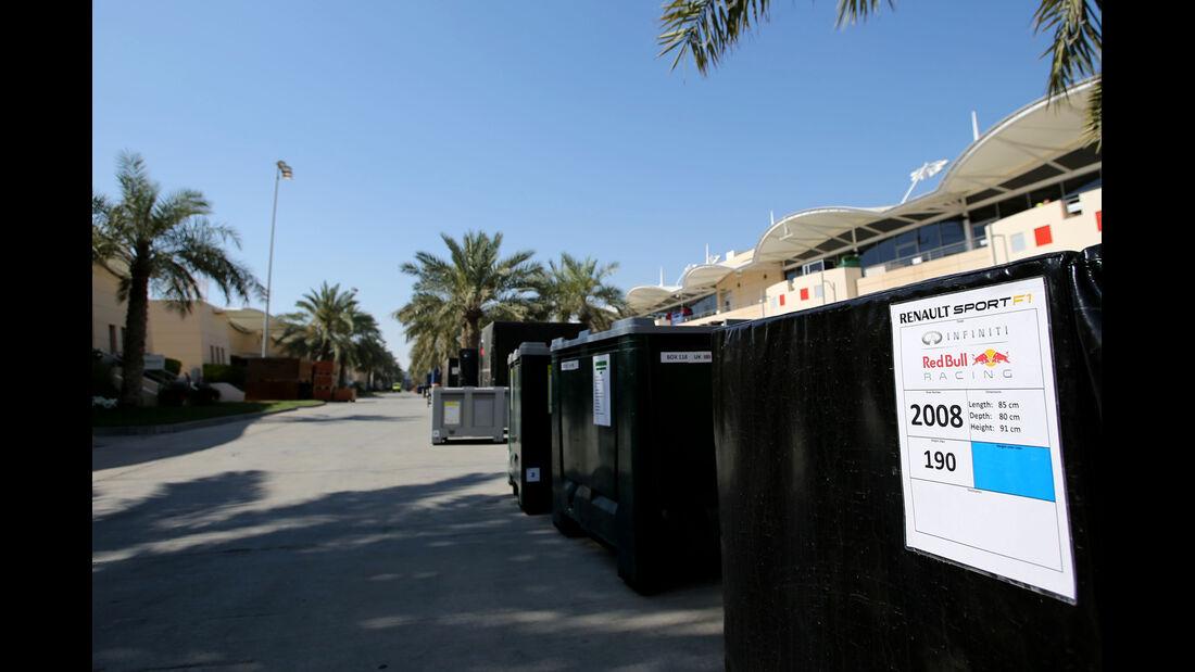 Impressionen - Formel 1 - Test 1 - GP Bahrain 2014