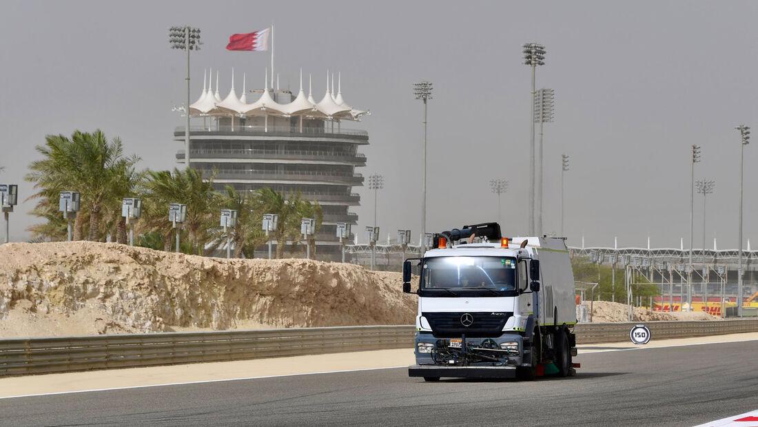Impressionen - Formel 1 - Test - Bahrain - 13. März 2021