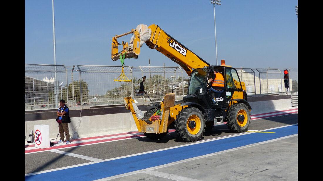 Impressionen - Formel 1 - Test - Bahrain - 22. Februar 2014