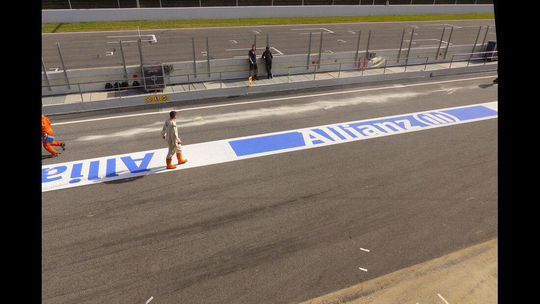 Impressionen - Formel 1-Test - Barcelona - 28. Februar 2015