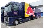 Impressionen - Formel 1-Test - Jerez - 27. Januar 2038