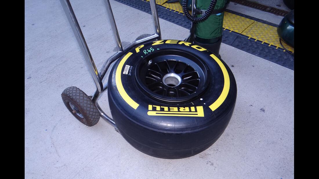 Impressionen - Formel 1 - Test - Jerez - 6. Februar 2013