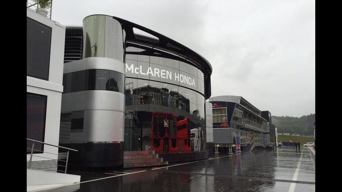 Impressionen - Formel 1 - Test - Spielberg - 23. Juni 2015