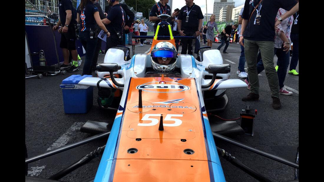 Impressionen Formel E - Berlin - 21. Mai 2016