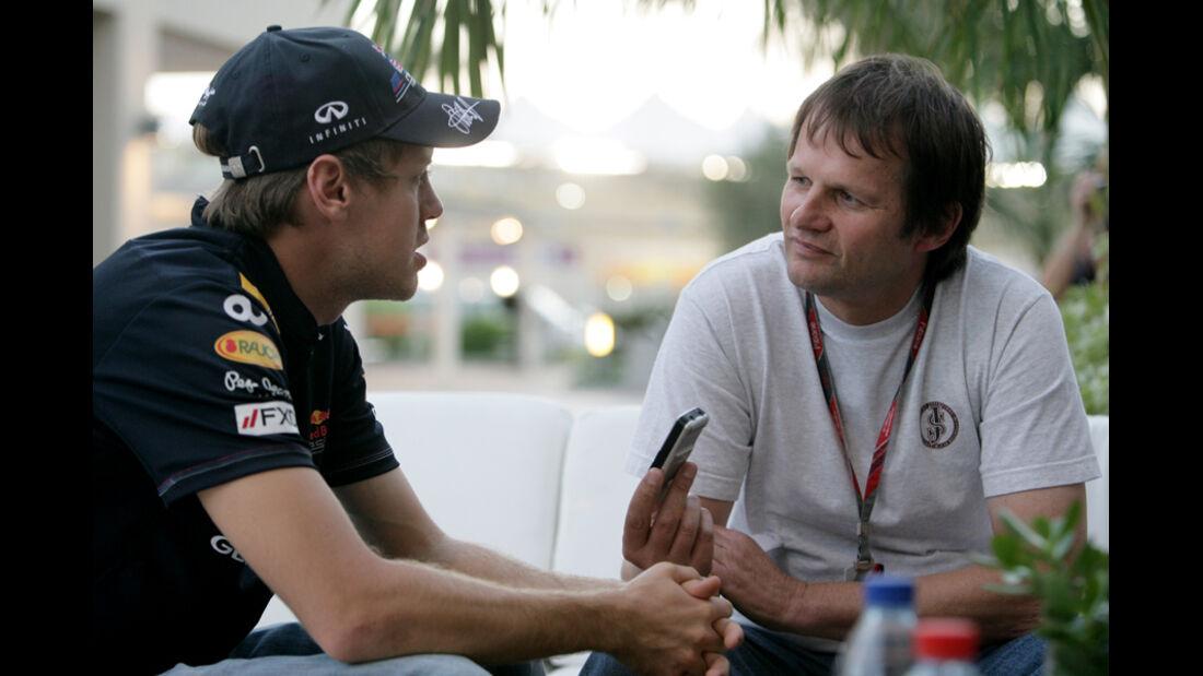 Impressionen GP Abu Dhabi 2011
