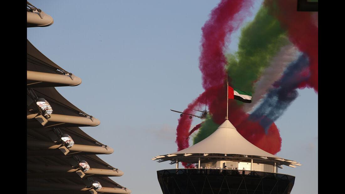 Impressionen - GP Abu Dhabi 2017