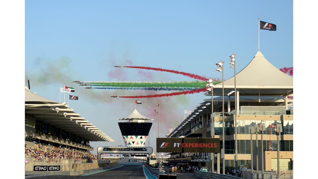 Impressionen - GP Abu Dhabi - 25. November 2017