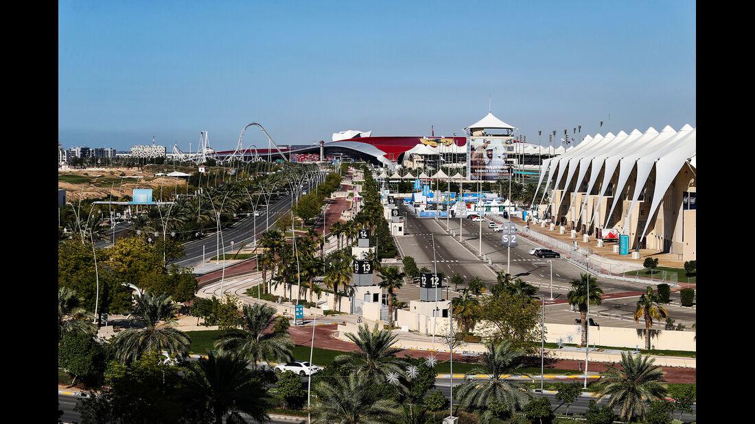 Impressionen - GP Abu Dhabi - Formel 1 - Donnerstag - 28.11.2019