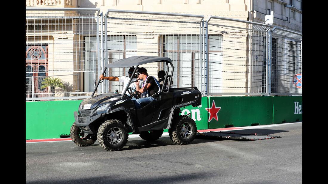 Impressionen - GP Aserbaidschan 2017 - Baku - Rennen