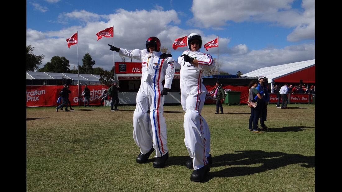 Impressionen - GP Australien 2013