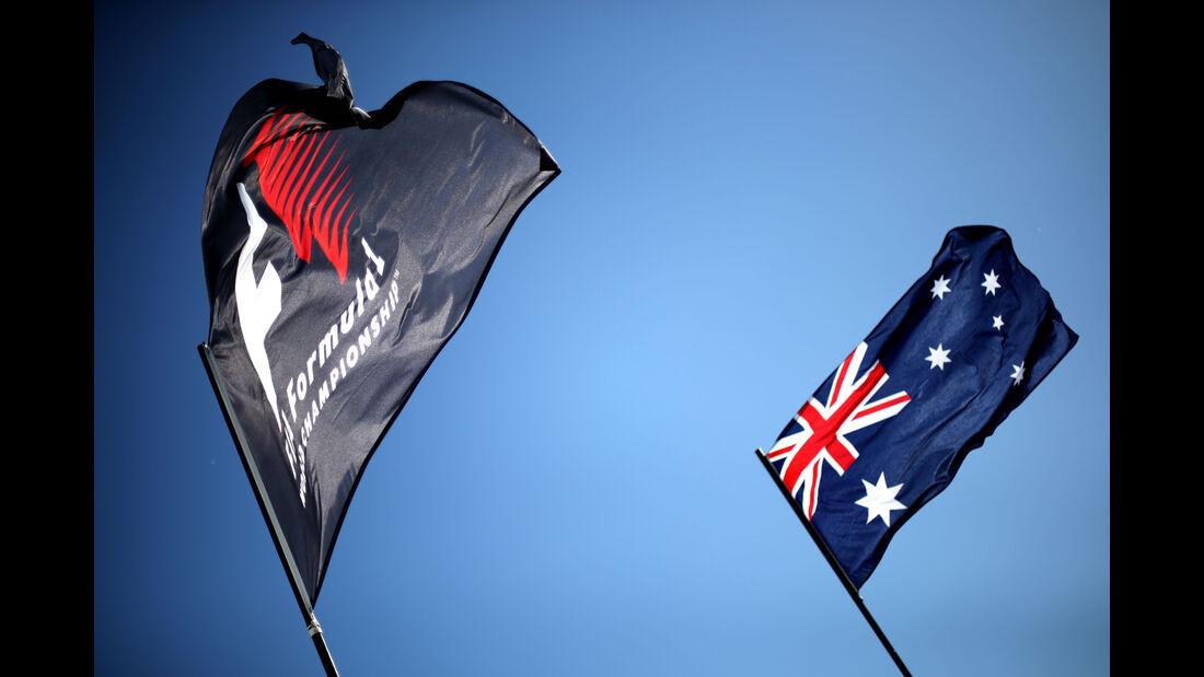 Impressionen - GP Australien - Melbourne - 17. März 2016
