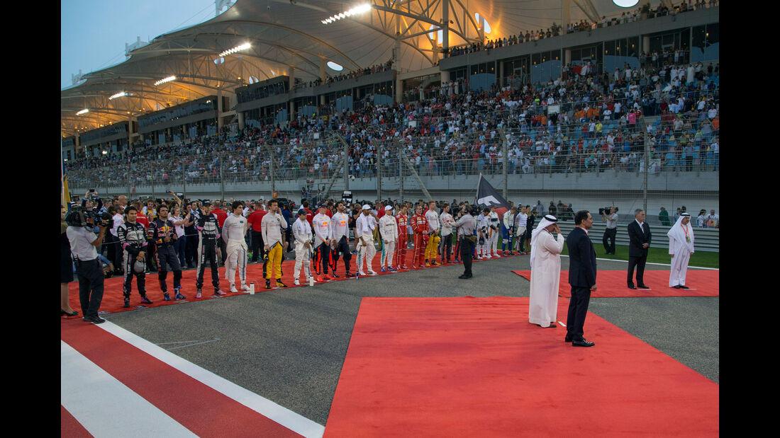 Impressionen - GP Bahrain 2017 - Rennen