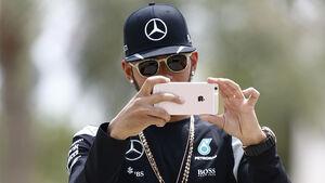 Impressionen - GP Bahrain - F1 Tagebuch - 2016
