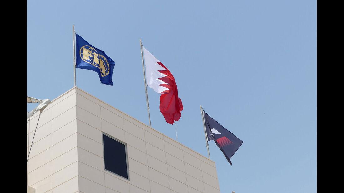Impressionen - GP Bahrain - Sakhir - Mittwoch - 12.04.2017