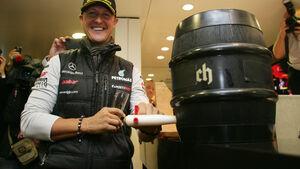 Impressionen GP Belgien 2011 - Spa-Francorchamps