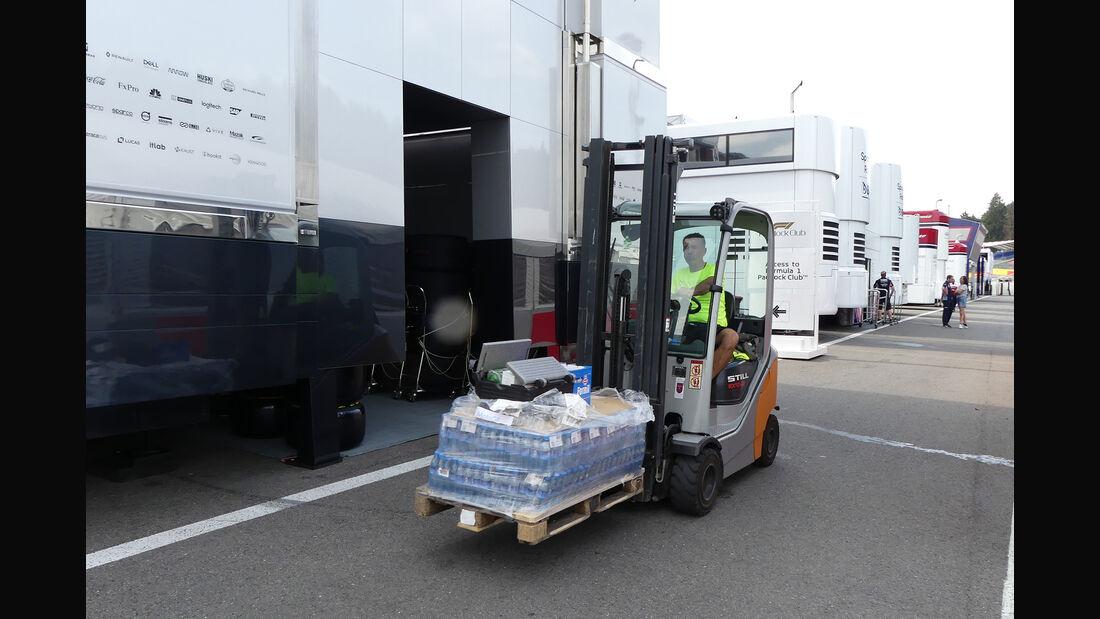 Formel 1 Belgien 2020