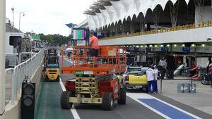 Impressionen - GP Brasilien 2016 - Sao Paulo - Interlagos - Mittwoch - 9.11.2016