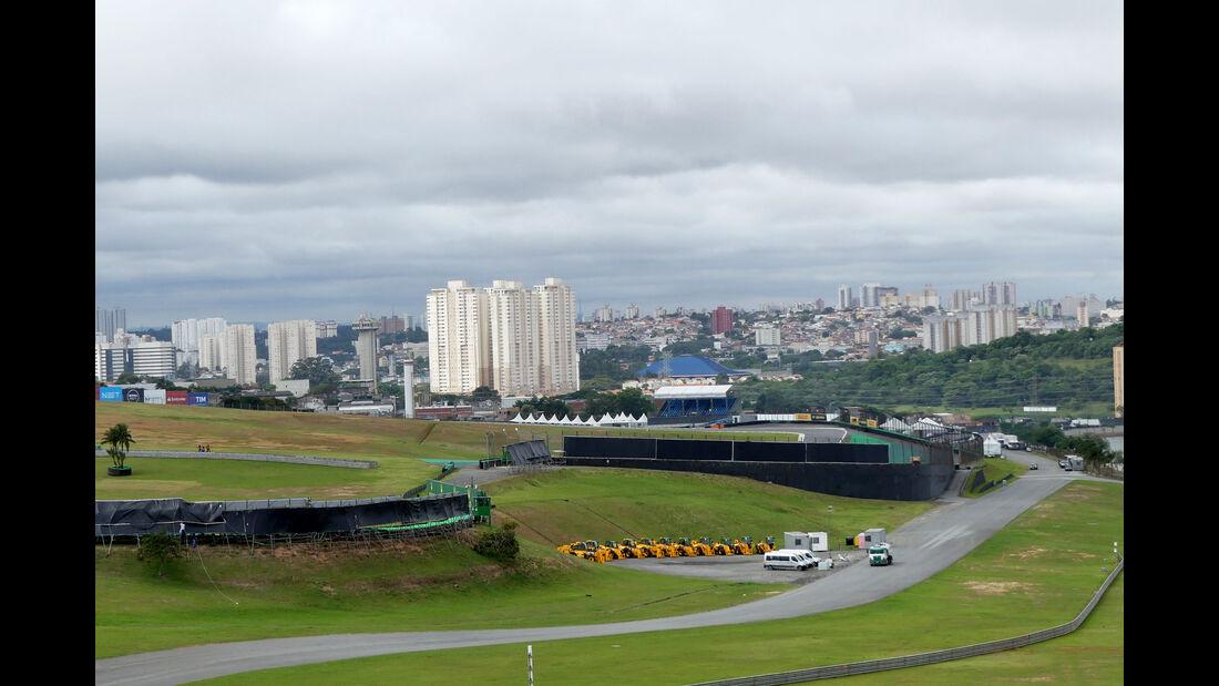 Impressionen - GP Brasilien - Interlagos - Formel 1 - Mittwoch - 7.11.2018